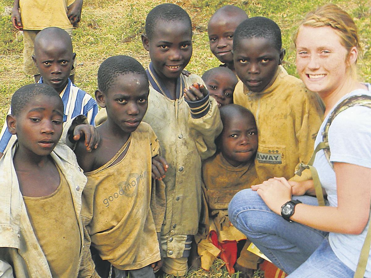 FFA student brings ag knowledge to Rwanda