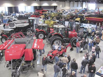 Spokane celebrates Ag Expo, Farm Forum
