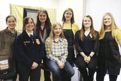 Sandy FFA members tune up for state competition