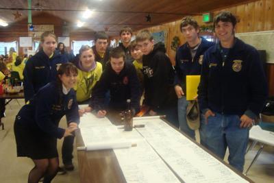 Central Oregon District  FFA District Leadership Camp 2012