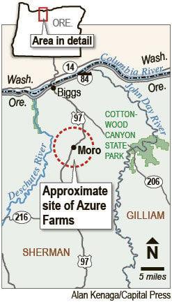 "Citing ""rampant"" weeds, Sherman County may press for quarantine of an organic farm"