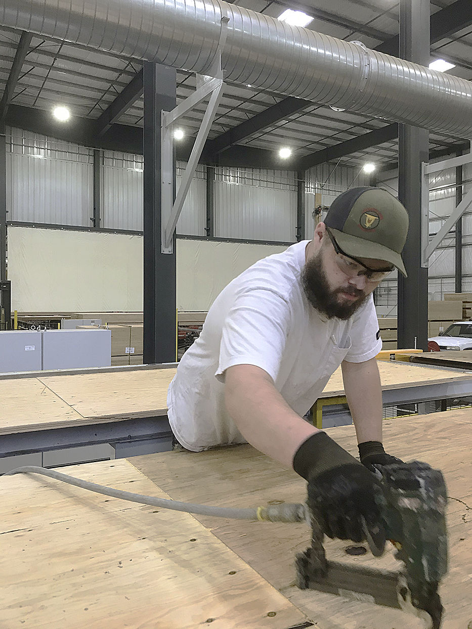 Mass timber