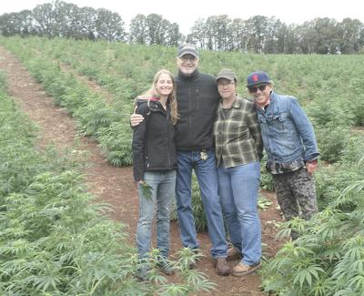 Oregon grower sees opportunity in hemp | Seed & Row Crop