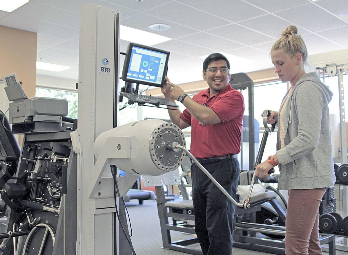 Rehabilitation helps injured workers return to work quicker