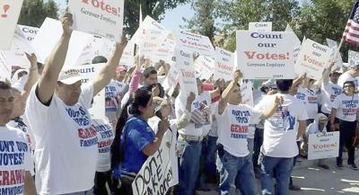 Farmworkers reject UFW in long-fought election