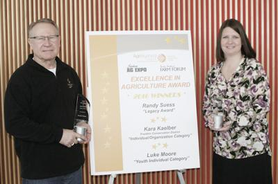 Excellence in Ag award recognizes achievements
