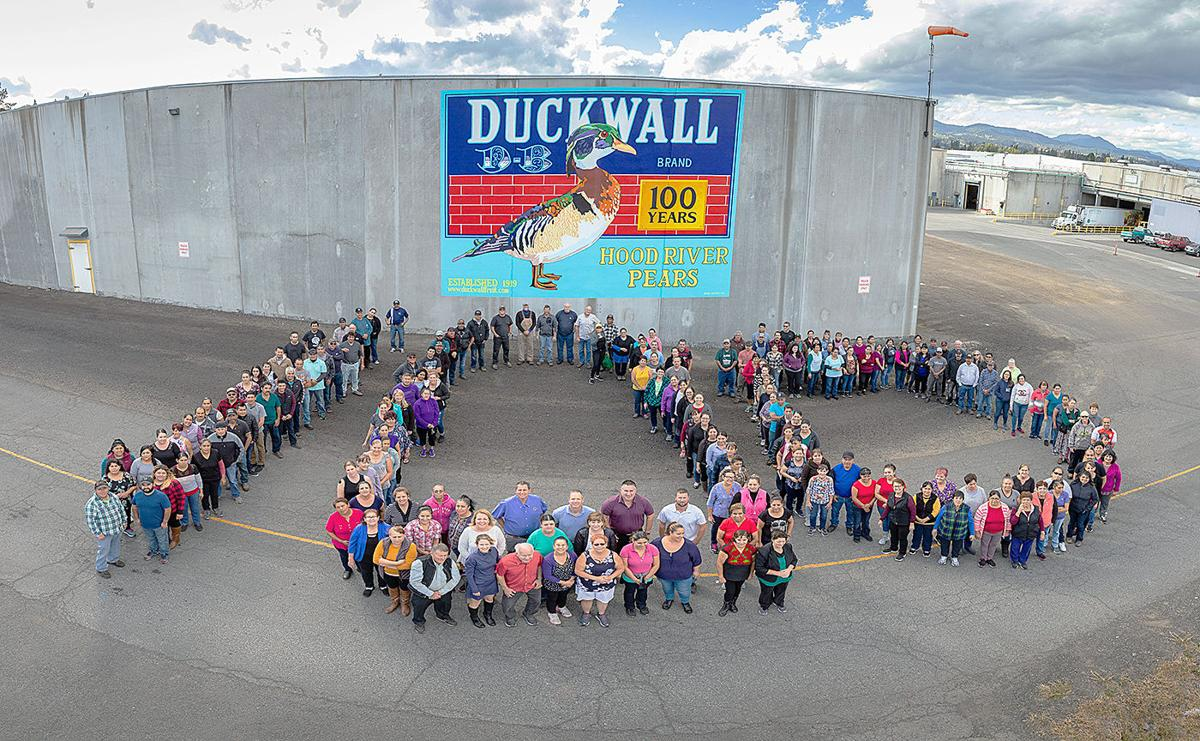 Duckwall Fruit 100-years