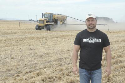 East Idaho grower tests winter clover as cover crop