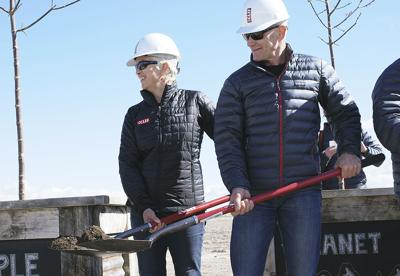 Clif Bar breaks ground in southern Idaho