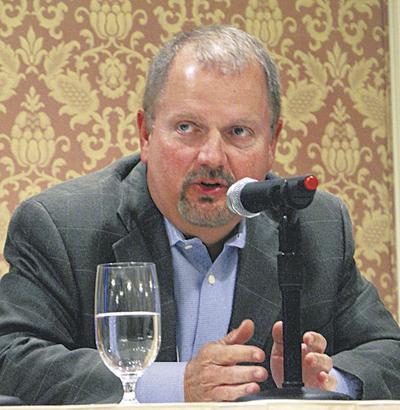 Lobbyist: Heat needed to move farm bill