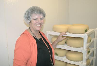 'Terroir' matters in cheese, researcher finds