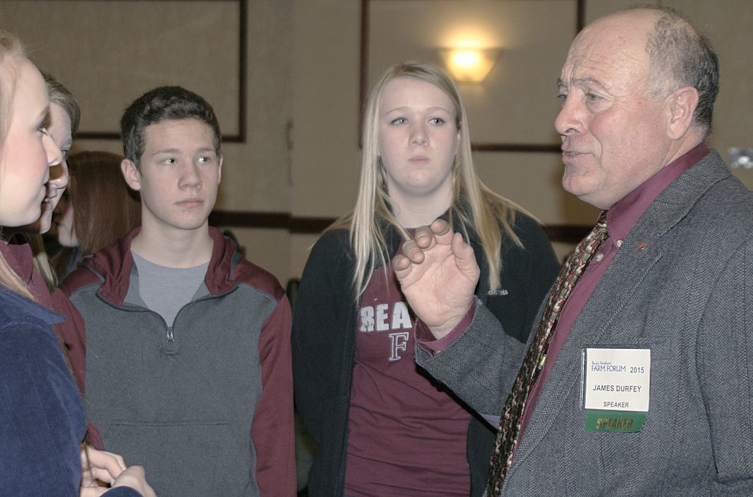 Speaker: Industry demand high for FFA students