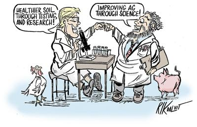 Settled science? Need for ag research will never stop