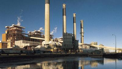Jim Bridger coal-fired plant