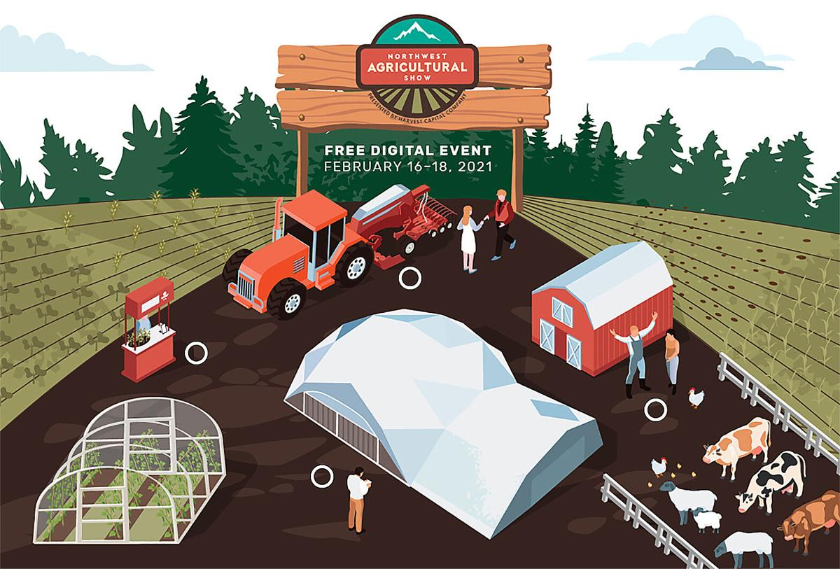 Northwest Ag Show home page