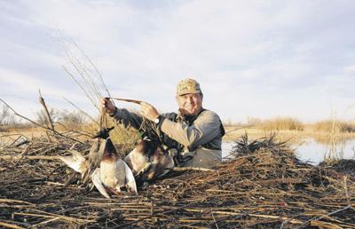 Waterfowl hunting plentiful across West