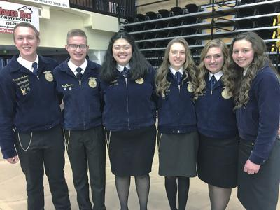 New Idaho FFA state officers ready to serve