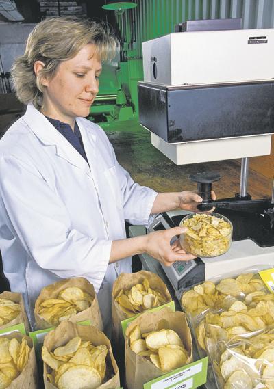 Study examines potatoes, weight loss