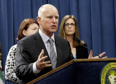 Brown signs bill allowing water users to save money
