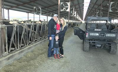 Dairy family adds innovation to operation