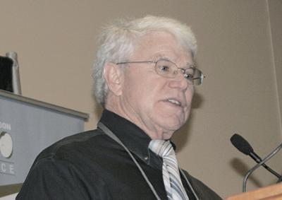 Oregon Potato Commission CEO Bill Brewer