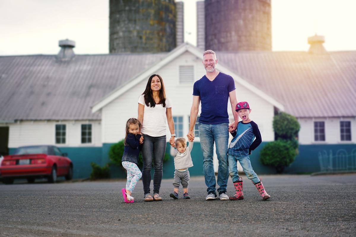 Beaver Creek Dairy Doelman family
