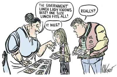 USDA on school lunches: Stop complaining