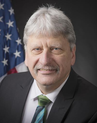 EPA Regional Administrator Chris Hladick