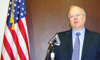 Rove says farmers have 'moral authority' in politics