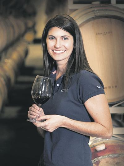 Western innovator: Winemaker revels in 'crazy ideas'