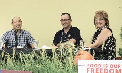Conference teaches teachers about ag