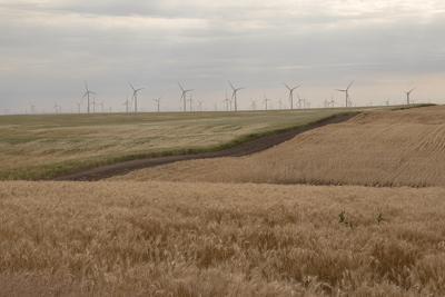 Wind turbines 4