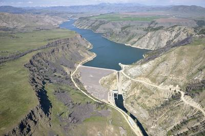 Study of Anderson Ranch Dam expansion progressing
