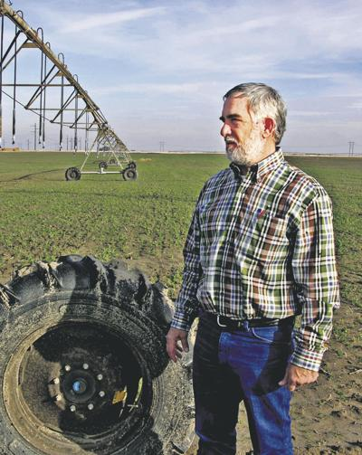 Farmer works to make Umatilla basin bloom