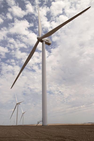 Wind turbines 7
