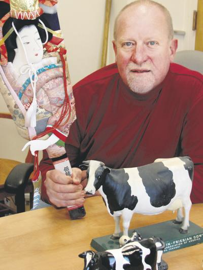 Educator sees evolution of dairy