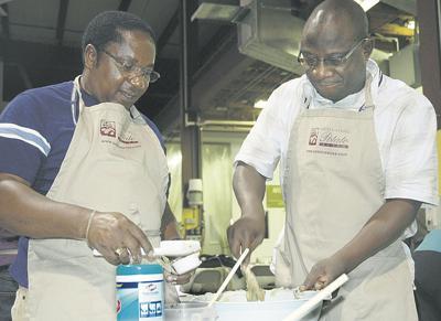 Cooks mold spuds to global taste