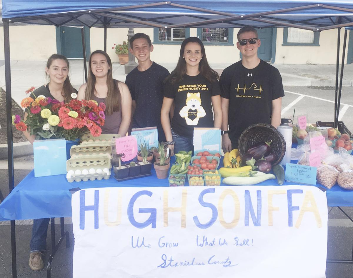 FFA offers five reasons to visit Hughson Farmers' Market