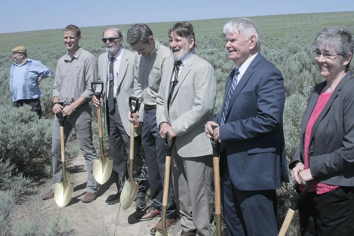 Work begins on 204-acre solar farm in Washington