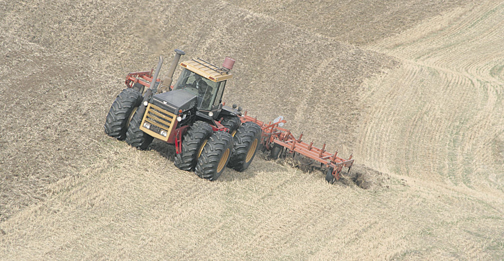 Washington Farm Bureau president retires