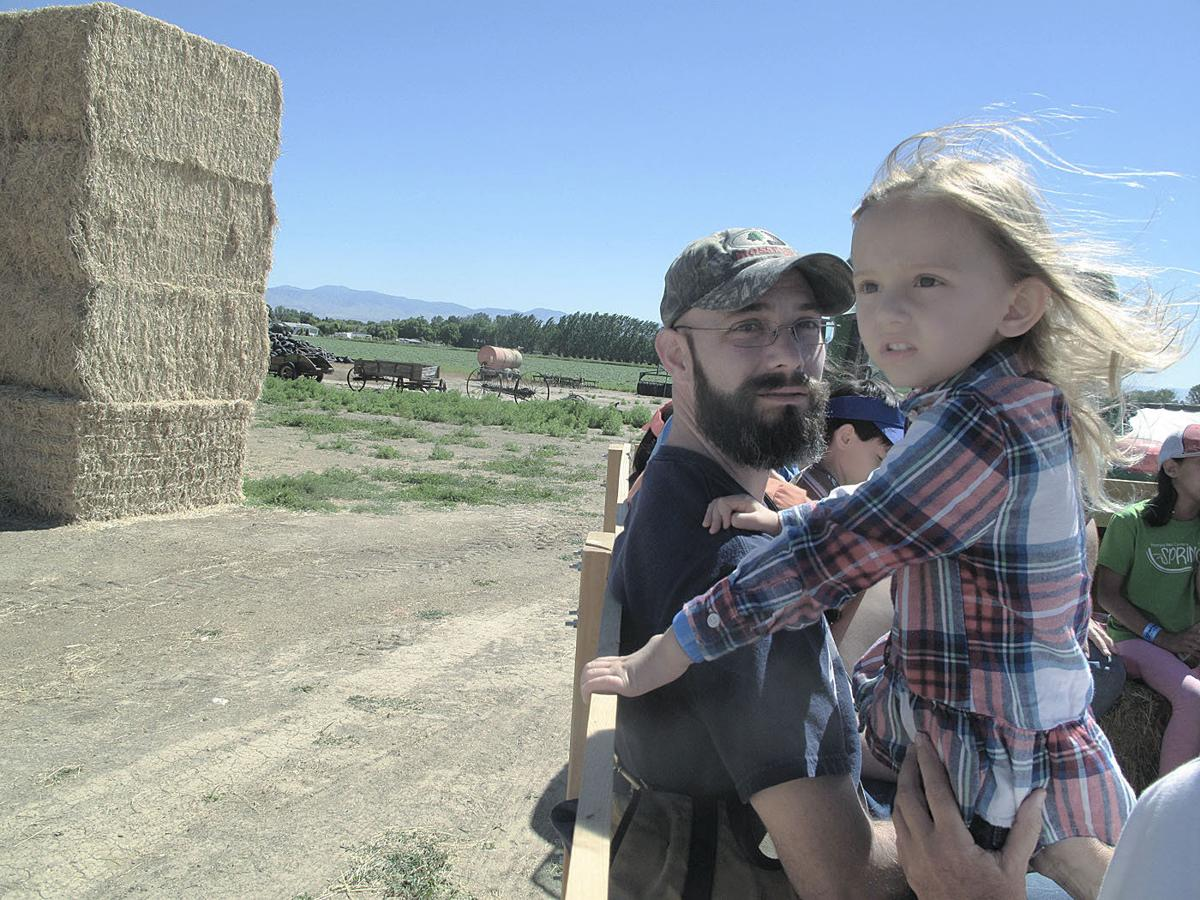 More than 500 people attend tour of Idaho dairy