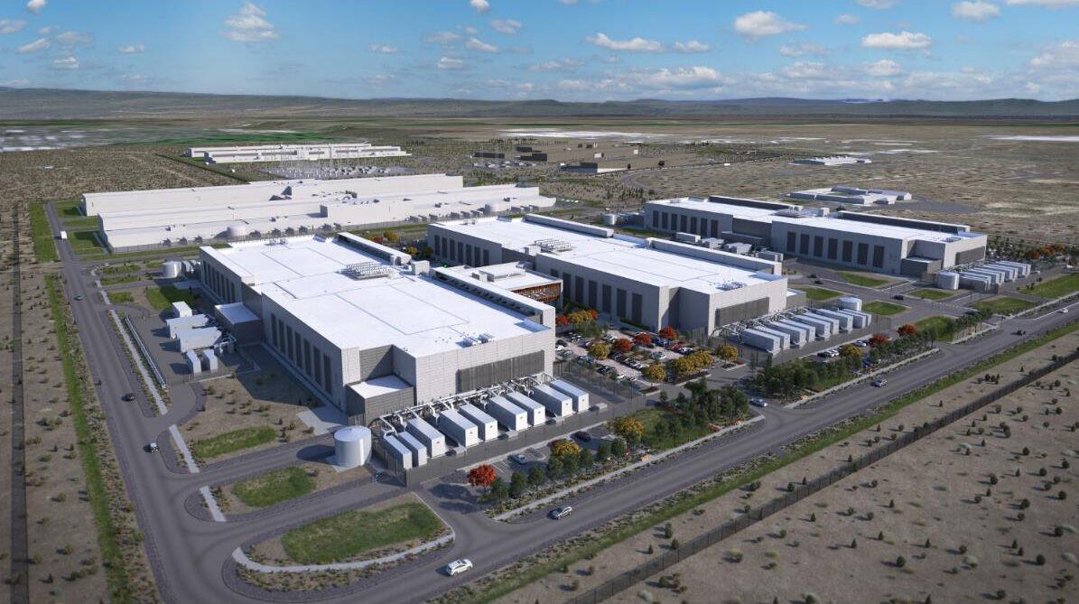 Facebook expands Prineville data center