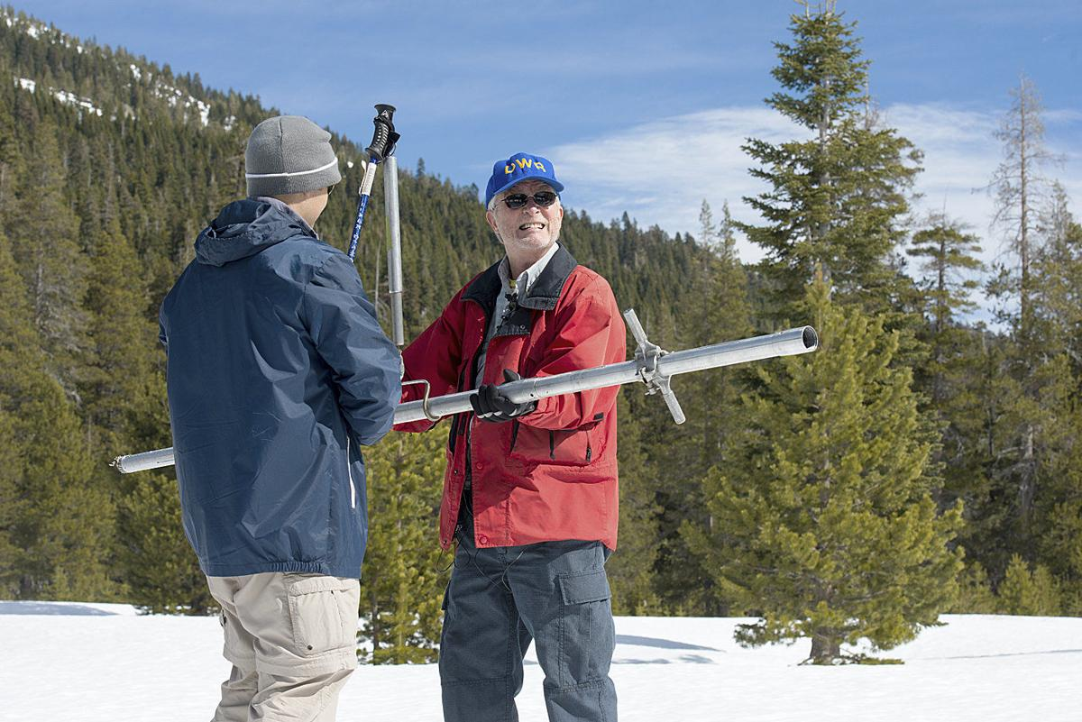 California's snowpack may rebound this month