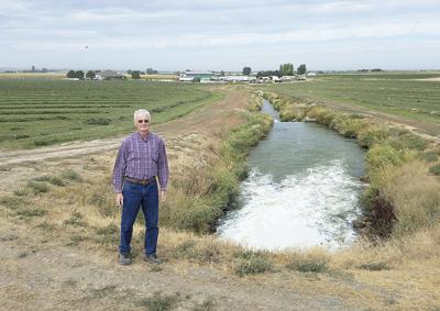 Idaho coulee project will mitigate flooding, pollution