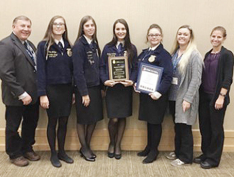 Meridian FFA has a fantastic fall