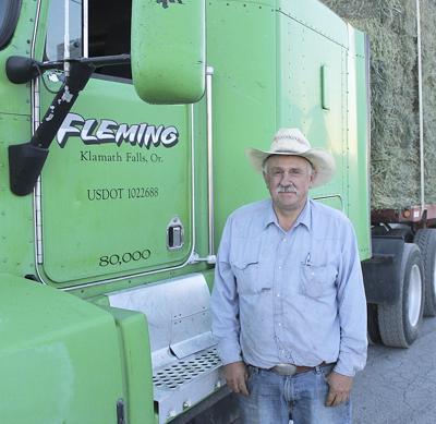 Oregon-California hay crop average despite challenges
