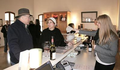 Wineries have clearer rules for activities
