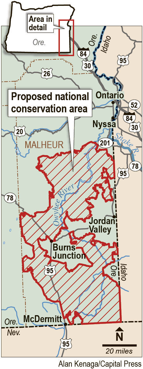 U.S. House passes bill that prevents a Malheur County national monument