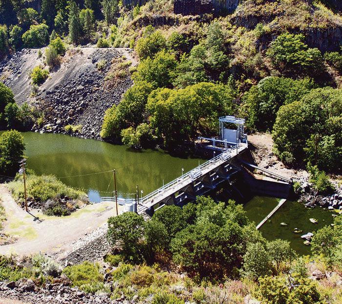 Copco No. 2 Dam