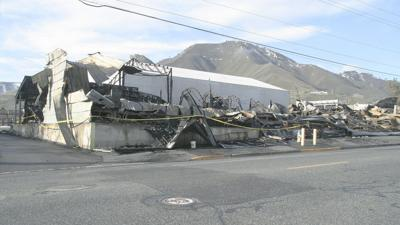 Fire destroys fruit packing shed in Wenatchee